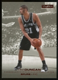 2008/09 Upper Deck SkyBox Ruby #144 Tim Duncan /50