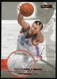 2008/09 Upper Deck SkyBox Ruby #148 Nick Collison /50