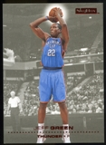 2008/09 Upper Deck SkyBox Ruby #150 Jeff Green /50