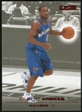 2008/09 Upper Deck SkyBox Ruby #166 Gilbert Arenas /50