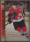 2007/08 Upper Deck #210 Patrick Kane Young Guns Rookie