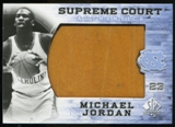 2010/11 Upper Deck SP Authentic Michael Jordan Supreme Court Floor #1 Michael Jordan Common