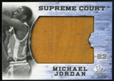 2010/11 Upper Deck SP Authentic Michael Jordan Supreme Court Floor #3 Michael Jordan Common