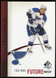 2010/11 Upper Deck SP Authentic #226 Nikita Nikitin RC /999