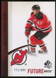2010/11 Upper Deck SP Authentic #230 Brad Mills RC /999