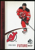 2010/11 Upper Deck SP Authentic #231 Alexander Urbom RC /999