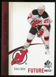 2010/11 Upper Deck SP Authentic #232 Matt Taormina RC /999