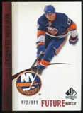 2010/11 Upper Deck SP Authentic #233 Matt Martin RC /999
