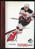 2010/11 Upper Deck SP Authentic #234 Alexander Vasyunov RC /999