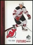 2010/11 Upper Deck SP Authentic #236 Olivier Magnan-Grenier RC /999