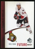 2010/11 Upper Deck SP Authentic #238 Derek Smith RC /999