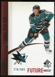 2010/11 Upper Deck SP Authentic #240 Justin Braun RC /999