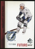 2010/11 Upper Deck SP Authentic #242 Johan Harju RC /999
