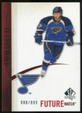 2010/11 Upper Deck SP Authentic #246 Nicholas Drazenovic RC /999