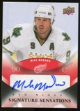 2010/11 Upper Deck Signature Sensations #SSMM Mike Modano Autograph