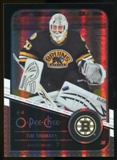 2011/12 Upper Deck O-Pee-Chee Black Rainbow #40 Tim Thomas /100