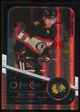 2011/12 Upper Deck O-Pee-Chee Black Rainbow #285 Nick Leddy /100