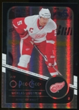 2011/12 Upper Deck O-Pee-Chee Black Rainbow #289 Nicklas Lidstrom /100