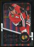 2011/12 Upper Deck O-Pee-Chee Black Rainbow #320 Brent Seabrook /100