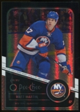 2011/12 Upper Deck O-Pee-Chee Black Rainbow #492 Matt Martin /100