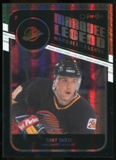 2011/12 Upper Deck O-Pee-Chee Black Rainbow #504 Tony Tanti L /100