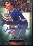 2011/12 Upper Deck Parkhurst Champions Autographs #42 Johnny Bower C Autograph