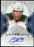 2011/12 Upper Deck Artifacts Autofacts #ACG Colton Gillies E Autograph