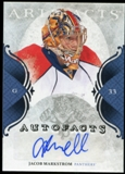 2011/12 Upper Deck Artifacts Autofacts #AJM Jacob Markstrom F Autograph