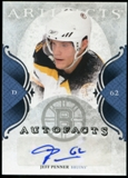 2011/12 Upper Deck Artifacts Autofacts #AJP Jeff Penner E Autograph