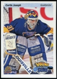 2014/15 Upper Deck 25th Anniversary Retro Young Guns #UD25-CJ Curtis Joseph Toronto Fall Expo