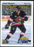 2014/15 Upper Deck Toronto Fall Expo 25th Anniversary Retro Young Guns #UD25-DA Daniel Alfredsson