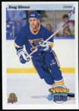 2014/15 Upper Deck Toronto Fall Expo 25th Anniversary Retro Young Guns #UD25-DG Doug Gilmour