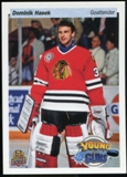 2014/15 Upper Deck 25th Anniversary Retro Young Guns #UD25-DH Dominik Hasek Toronto Fall Expo