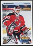 2014/15 Upper Deck Toronto Fall Expo 25th Anniversary Retro Young Guns #UD25-MB Martin Brodeur