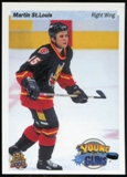 2014/15 Upper Deck Toronto Fall Expo 25th Anniversary Retro Young Guns #UD25-MS Martin St. Louis