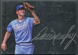 2013 Topps Five Star #DM Dale Murphy Silver Signings Auto #59/65