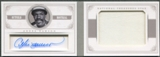 2014 Panini National Treasures #25 Andre Dawson NT Star Jumbo Jersey Auto #18/25