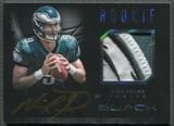 2012 Panini Black #18 Nick Foles Rookie Patch Auto #024/349