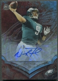 2014 Bowman Sterling #BSANF Nick Foles Blue Wave Refractor Bronze Auto #01/15