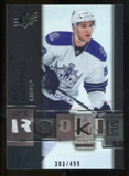 2009/10 Upper Deck SPx #104 Alec Martinez RC /499