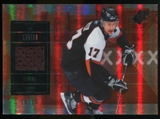 2009/10 Upper Deck SPx Spectrum #7 Jeff Carter Jersey /25