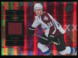 2009/10 Upper Deck SPx Spectrum #41 Paul Stastny Jersey /25
