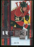 2009/10 Upper Deck SPx Spectrum #123 Jaime Sifers /25