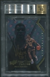 2013 Upper Deck All-Time Greats #ATFRO David Robinson All-Time Forces Auto #30/35 BGS 9