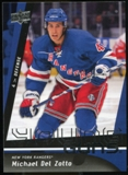 2009/10 Upper Deck #206 Michael Del Zotto YG RC