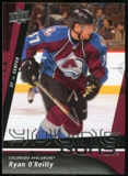 2009/10 Upper Deck #213 Ryan O'Reilly YG RC