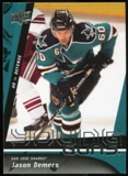 2009/10 Upper Deck #215 Jason Demers YG RC