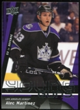 2009/10 Upper Deck #231 Alec Martinez YG RC