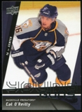 2009/10 Upper Deck #233 Cal O'Reilly YG RC