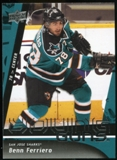 2009/10 Upper Deck #237 Benn Ferriero YG RC